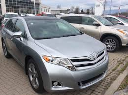 toyota awd new 2016 toyota venza v6 awd 6a for sale in kingston kingston