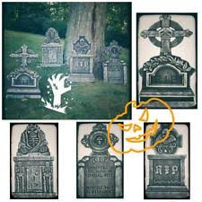 Outdoor Halloween Tombstone Decorations by Outdoor Halloween Tombstone Decoration Scary Spooky Haunted House