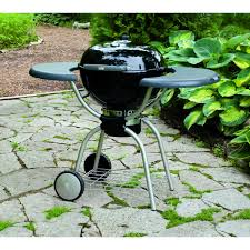 weber one touch platinum 22 5 inch charcoal kettle bbq grill on