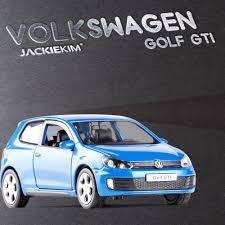 aliexpress com buy new rmz new rmz city 1 36 vw golf gti mk6 alloy car model diecast metal