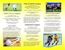 How To Start A Youth Flag Football League 2017 2018 Sports Gif