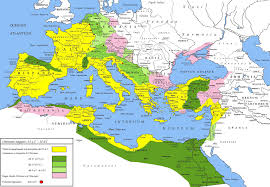 Babylonian Empire Map The Extent Of The Roman Empire Article Ancient History