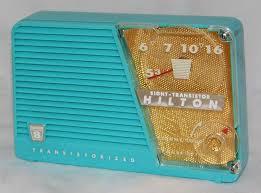 file vintage hilton 8 transistor radio model atr 80a beautiful
