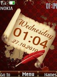 themes nokia 5130 zedge free download clock red for nokia 5130 app