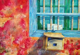 Windows Of Light Arttag Circle