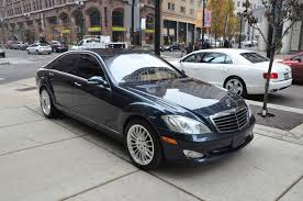 2007 mercedes benz s class s550 4matic stock 00589 for sale near