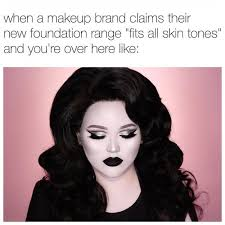 Make Up Meme - hysterically funny makeup quotes and memes funny makeup