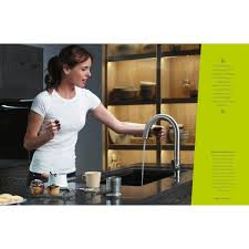 Sensate Touchless Kitchen Faucet by Kohler K 72218 B7 Cp Sensate Polished Chrome Pullout Spray Kitchen