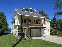 ludington hideaway hamlin lake private residence on hamlin lake