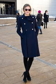 new york fashion week military style coats lincoln center and