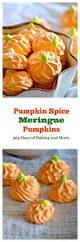taste of home recipes for thanksgiving pumpkin spice meringue pumpkins longpin jpg