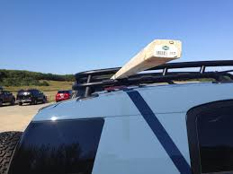 Fj Cruiser Roof Rack Oem by Loading Kayak Onto Oem Roof Rack Need Options Page 2 Toyota