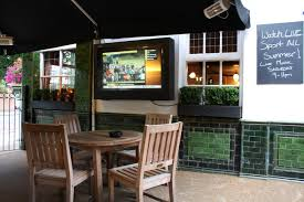 is texas usa too for an outdoor tv in the backyard