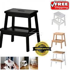 uhome step stool chair wooden step stool malaysia hometech2u
