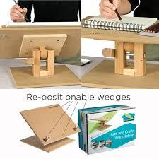 Desk Easel For Drawing Daler Rowney Artsphere Table Easel Arts U0026 Crafts Workstation