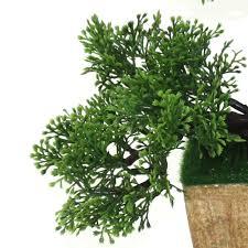 aliexpress com buy welcoming pine artificial plants bonsai for