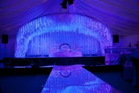 Winter Wonderland Wedding Theme Decorations - wedding stages maz eventsmaz events