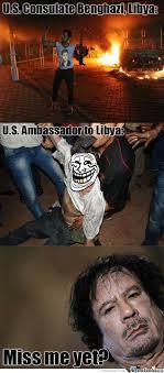 Gaddafi Meme - gaddafi miss me yet by johnnytoxin meme center