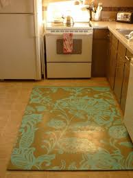 yellow kitchen floor mats paint a rug the idea room best 25
