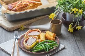 cuisine filet mignon filet mignon en croûte à l italienne cuisine addict cuisine