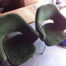 in the shop knoll eero saarinen executive arm chair demolition