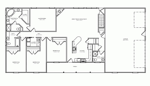 ranch floor plans open concept ranch open concept floor plans luxamcc org