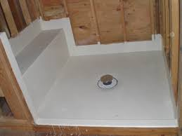 large white fiberglass tubs mixed black ceramic floor as well f how to clean fiberglass shower floor contractor quotes amazing