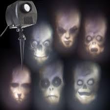 halloween projection u0026 spot lights outdoor halloween decorations