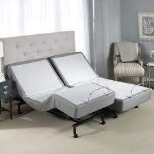 Adjustable Bed Frame King Adjustable Bed Base How To Attach A Headboard To An