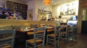 kleos providence restaurant review zagat