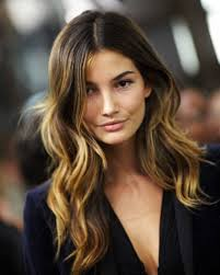 how to achieve dark roots hair style 20 amazing ombre hairstyles photos lily aldridge ombre and