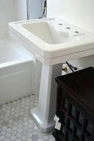 24 inch pedestal sink 24 inch pedestal sink pedestal sink kohler bancroft 24 pedestal sink
