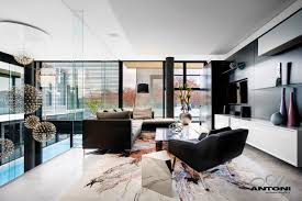 Modern Interior Home Designs by 6th 1448 Houghton Residence By Saota And Antoni Associates 6th