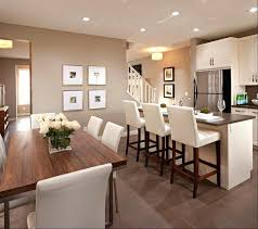 living room and kitchen color ideas open concept kitchen living room ideas elabrazo info