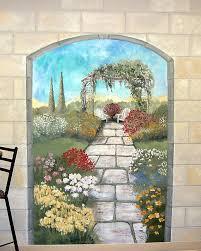 impressive garden wall water features best garden wall water