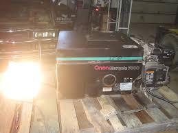 sold onan marquis 7000 7nhmfa26105d generator 120v 7kw 1723 youtube