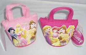 party supply wholesale 12 pieces disney princess mini purse small bag wholesale