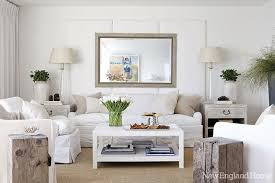 White Tables For Living Room White Lacquer Coffee Tbale Cottage Living Room New Home