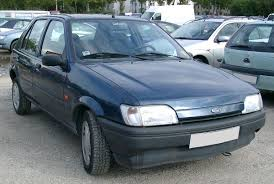 ford fiesta third generation wikipedia