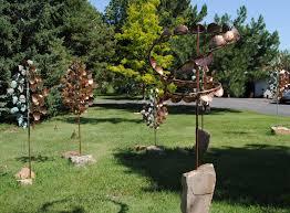 Copper Garden Art Choice City Native Week 49 Sawtooth Wind Art