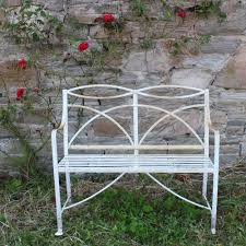 Wrought Iron Bench Seat Wrought Iron Garden Benches Uk Home Outdoor Decoration