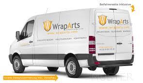 produkte selbst designen auto werbung vom profi für alle automodelle wraparts
