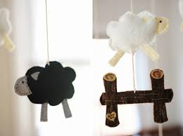Craft Ideas For Baby Room - felt craft projects 70 diy ideas made with felt u2022 cool crafts