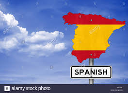 The Map Of Spain by Map Of Spain Stock Photos U0026 Map Of Spain Stock Images Alamy