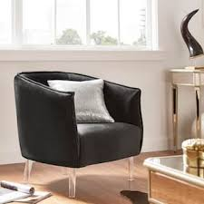 Black Living Room Chairs Club Chairs Black Living Room Chairs For Less Overstock