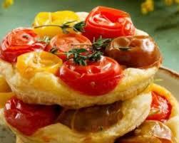 tarte tatin cuisine az recette tarte tatin aux légumes frais