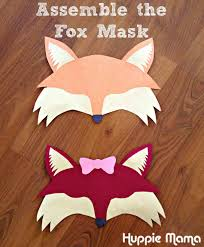 halloween mask online pinterest masquerade printable fox mask template mask template