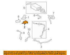 Vaccum Purger Mopar Oem Part 52121115ab Purge Solenoid Vacuum Harness Ebay