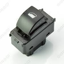 Electric Window Switch For Peugeot Partner Tepee Front Left
