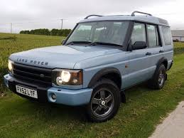 land ro used 2002 land rover discovery td5 le adventurer 7str for sale in